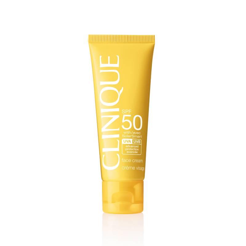 Clinique - Protector Solar Clinique Sun SPF 50 Sunscreen Face Cream