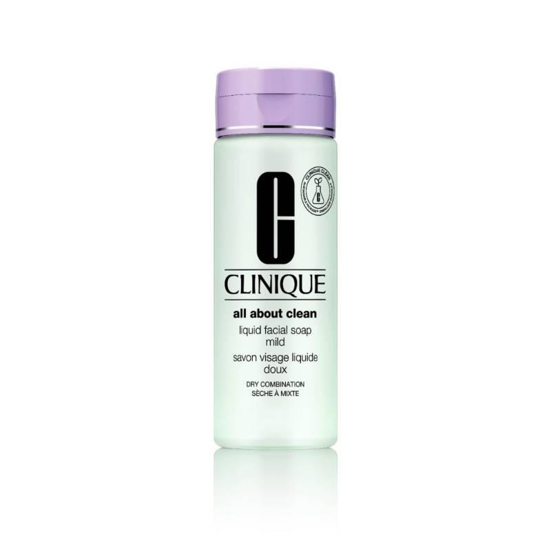 Clinique - Limpiador Jabón Líquido Facial