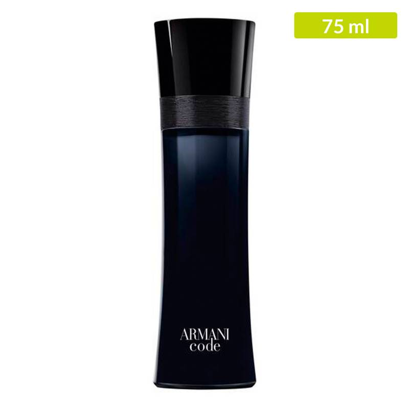 Armani - Perfume Armani Black Code Hombre 75 ml EDT