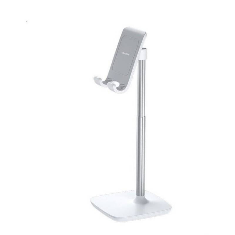 WK DESIGN - Soporte de escritorio para móvil/tablet - blanco