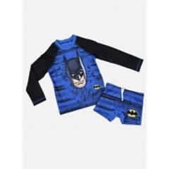 Dc Comics - Conjunto baño niño batman