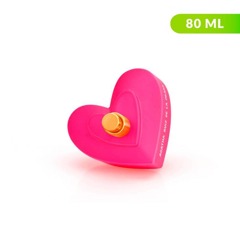 Agatha Ruiz de la Prada - Perfume Agatha Ruiz de la Prada Love Mujer 80 ml EDT