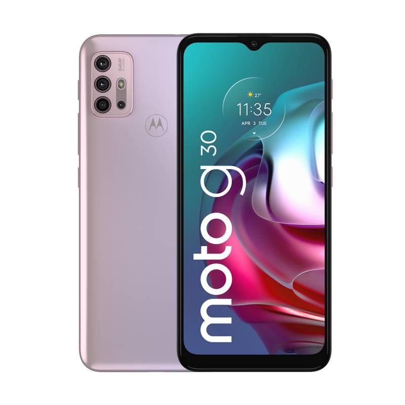 Motorola - Celular Moto G30 128GB