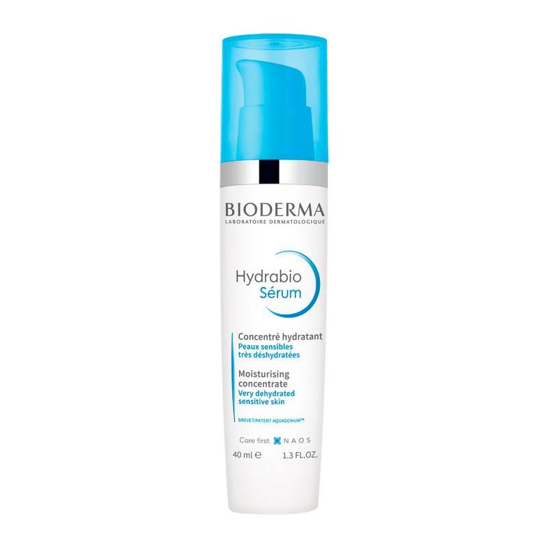 Bioderma - Bioderma Hydrabio Sérum hidratante concentrado para piel deshidratada 40mL