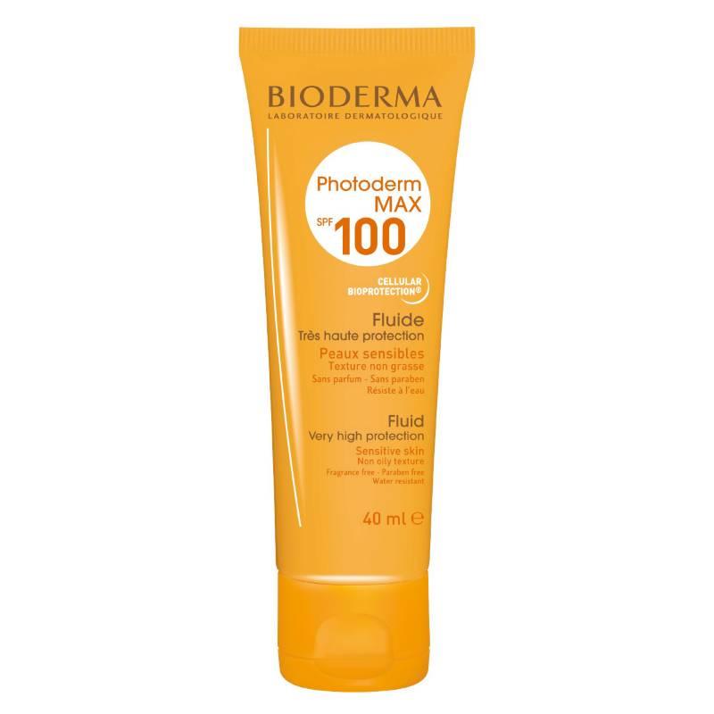 Bioderma - Bioderma Photoderm Fluide Max SPF 100 protector solar para piel mixta a grasa 40mL