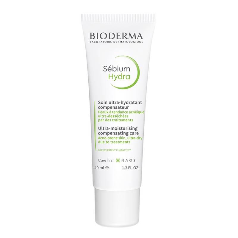 Bioderma - Bioderma Sébium Hydra para piel mixta a grasa bajo tratamientos resecantes con imperfecciones 40mL