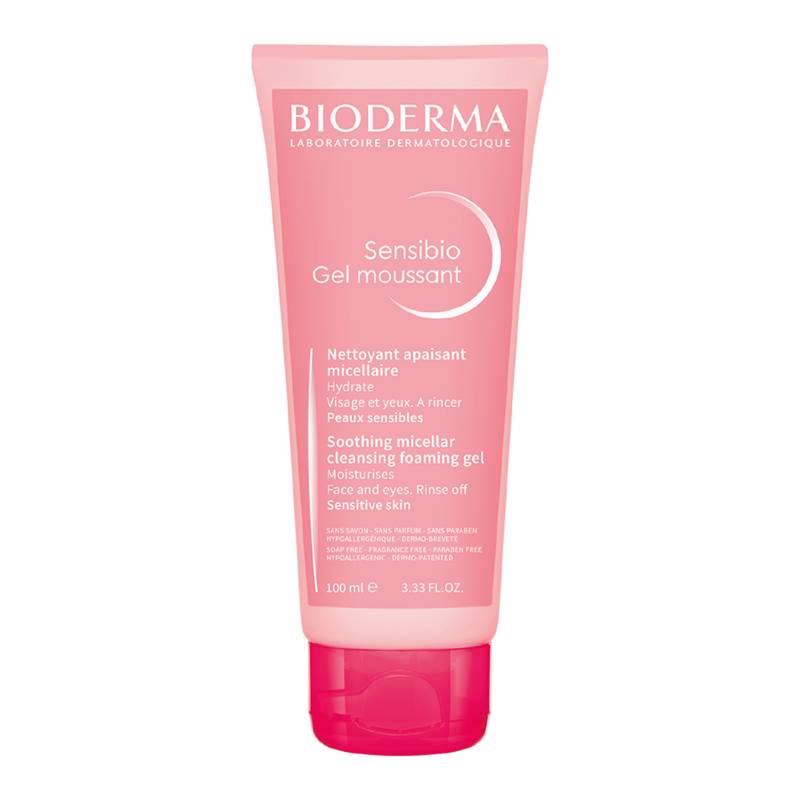 Bioderma - Bioderma Sensibio Gel Moussant limpíador para piel normal a sensible 100mL