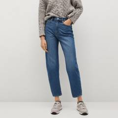 MNG - Jean Mom Fit Mujer MNG