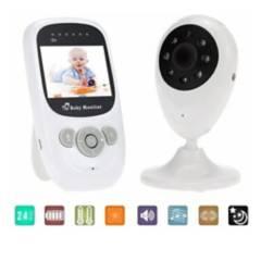 GENERICO - Monitor cámara bebe inalámbrica vigilancia