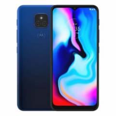 Motorola - Celular Motorola e7 plus azul 64 gb