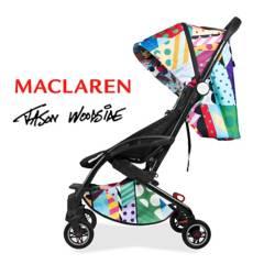 Maclaren - Coche Paseador MC22000 Maclaren Atom Jason Woodside