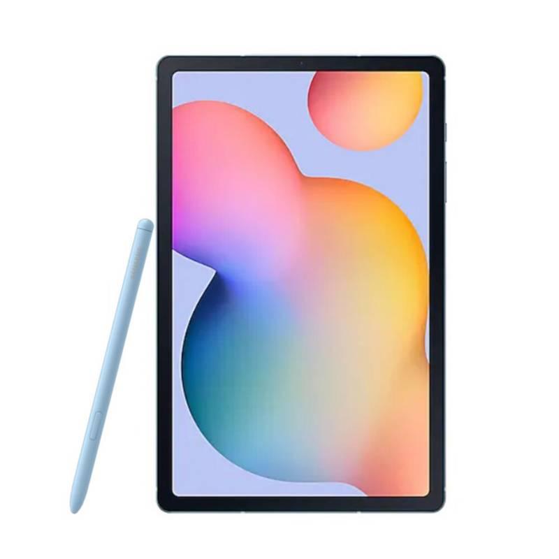 Samsung - Tablet samsung galaxy tab s6 lite lte 64gb azul