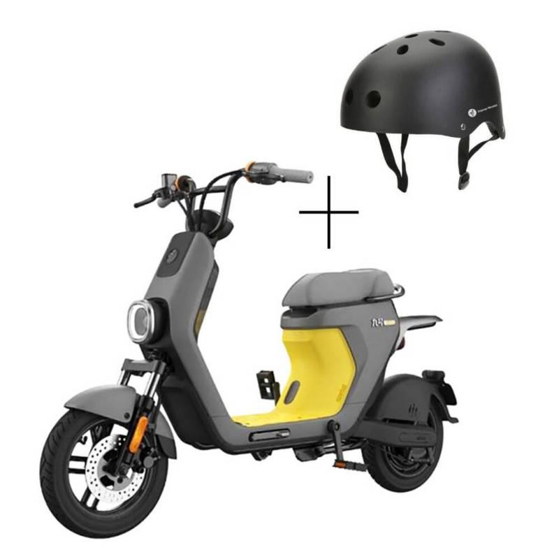 SEGWAY-NINEBOT - Bicicleta Electrica Segway Ninebot C40 + Casco