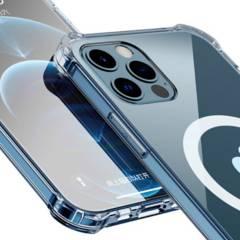 GENERICA - Estuche anti-golpes para iphone 12 pro magnético