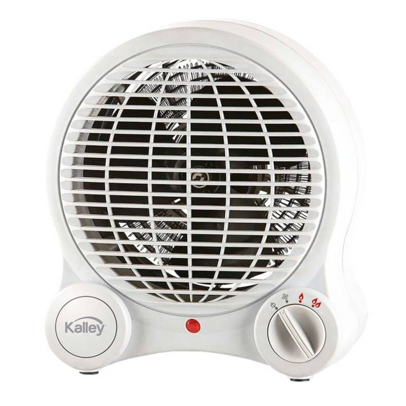 Kalley - Calefactor calentador ambiente kalley calefac1500w