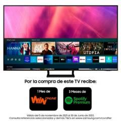 Samsung - Televisor Samsung 65 Pulgadas Crystal UHD 4K Ultra HD Smart TV