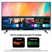 Samsung - Televisor Samsung 82 Pulgadas Crystal UHD 4K Ultra HD Smart TV