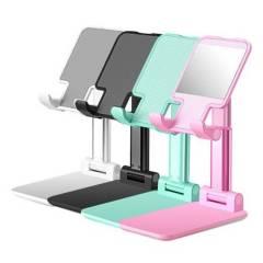 GENERICO - Soporte base de escritorio para celular -tablet