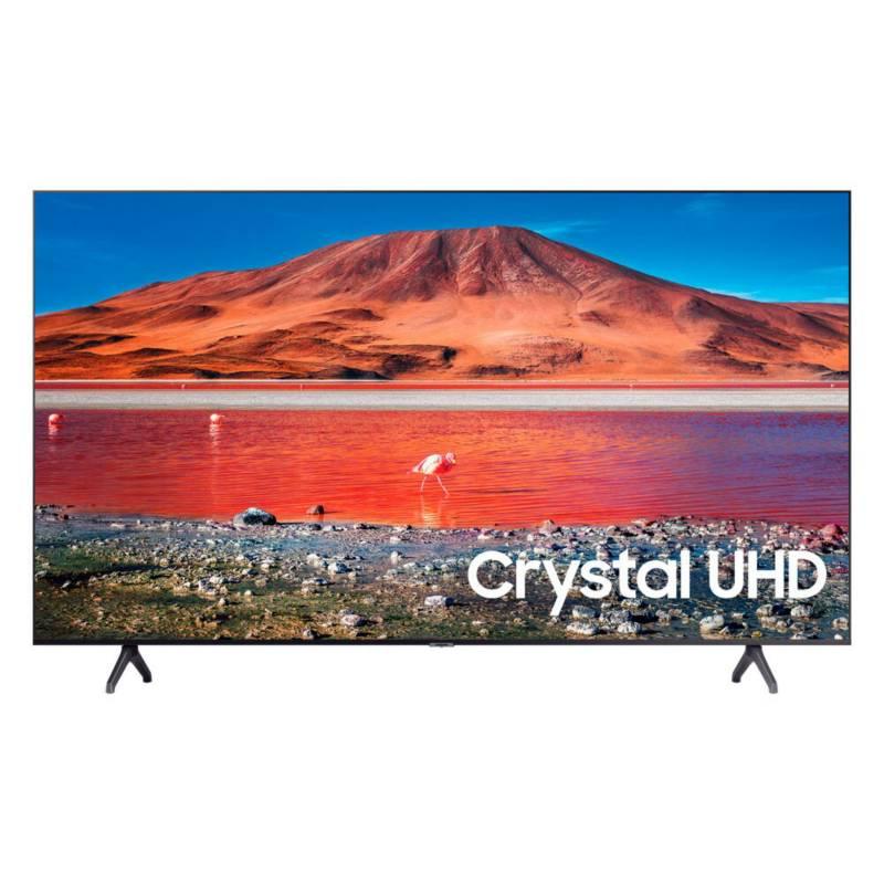 "Samsung - Televisor samsung 43"" led uhd 4k smart tv"