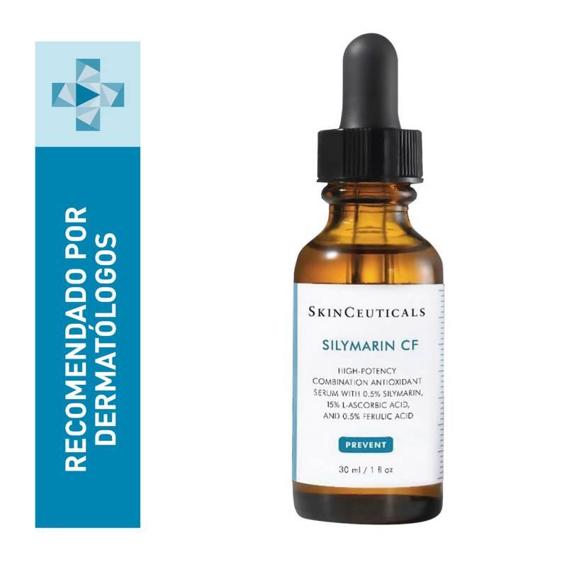 SkinCeuticals - Antioxidante para pieles grasa y/o con imperfecciones Silymarin Skinceuticals 30ml