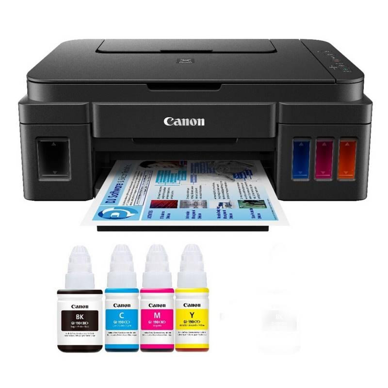 Canon - Impresora multifuncional canon  pixma g2100