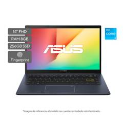 Asus - Portátil Asus VivoBook 14 Pulgadas X413 Intel Core i3 8GB 256GB