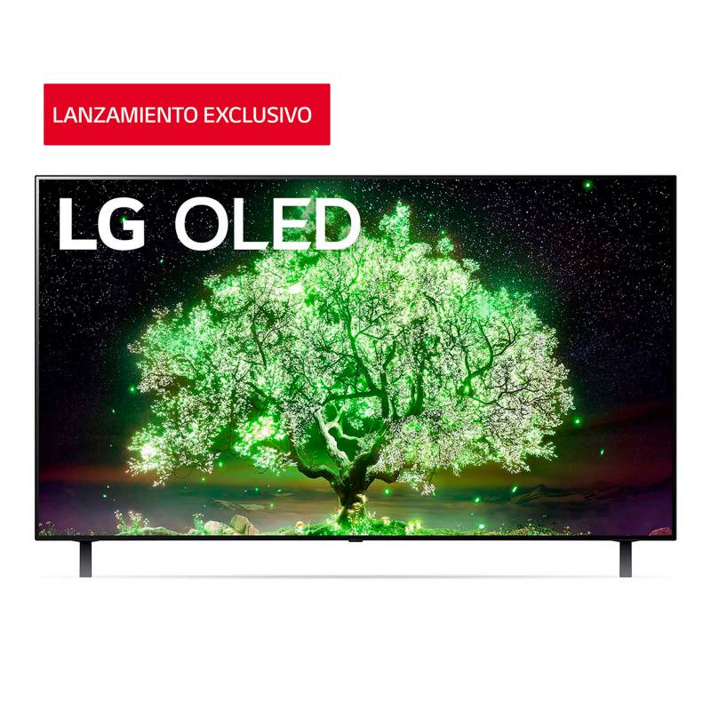 LG Electronics Colombia - Televisor LG Electronics Colombia 55 Pulgadas OLED 4K Ultra HD Smart TV