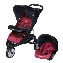 Travel System Jogger Fox Rosado