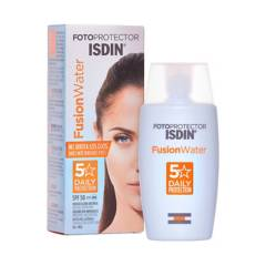 Isdin - Protector Solar Fotoprotector Fusion Water 50 ml
