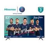 Hisense - Televisor Hisense 43 Pulgadas 4K Ultra HD Smart TV
