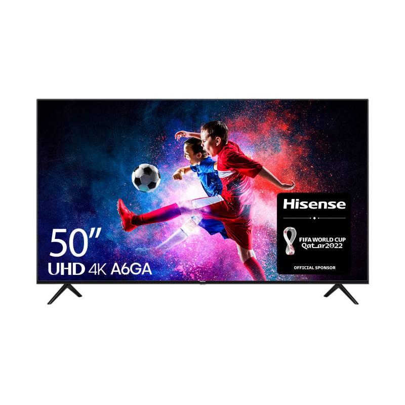 Hisense - Televisor Hisense 50 Pulgadas 4K Ultra HD Smart TV