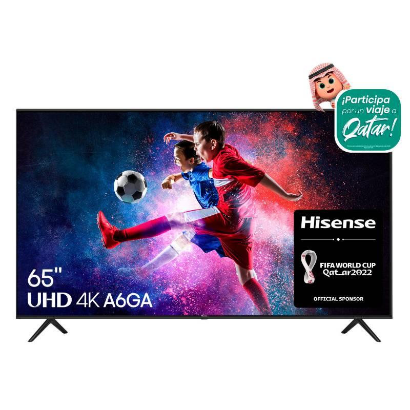 Hisense - Televisor Hisense 65 Pulgadas 4K Ultra HD Smart TV
