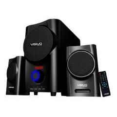 VISIVO - Sistema de audio 2.1  500w  visivo