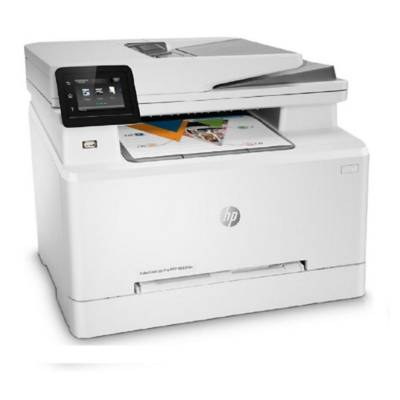 impresora hp color laserjet pro mfp m283fdw