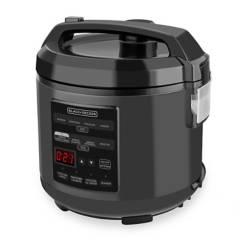 Black&Decker - Olla Eléctrica Black&Decker Digital Multifunción 3 litros MCH14