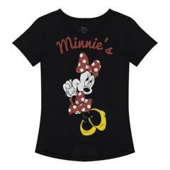 Minnie - Camiseta Bebé Niña Algodón Minnie