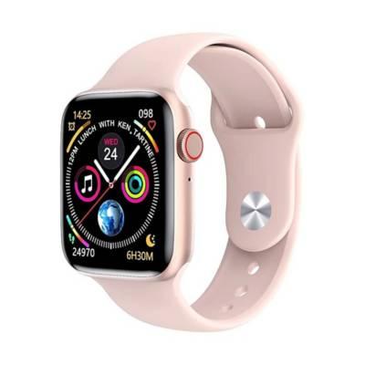 reloj inteligente smartwatch serie 6 2021 rosado