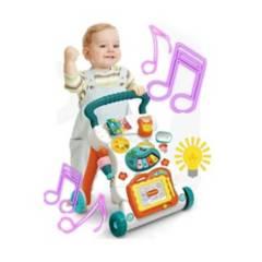 YIHUITOYS - Juguete Caminador Didáctico  Musical Bebes