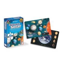 Ronda - Rompecabezas Juego Didactico Sistema Solar Ronda