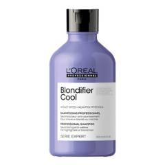 Loreal Serie Expert - Shampoo Cabello Rubio Blondifier Cool Serie Expert 300ml