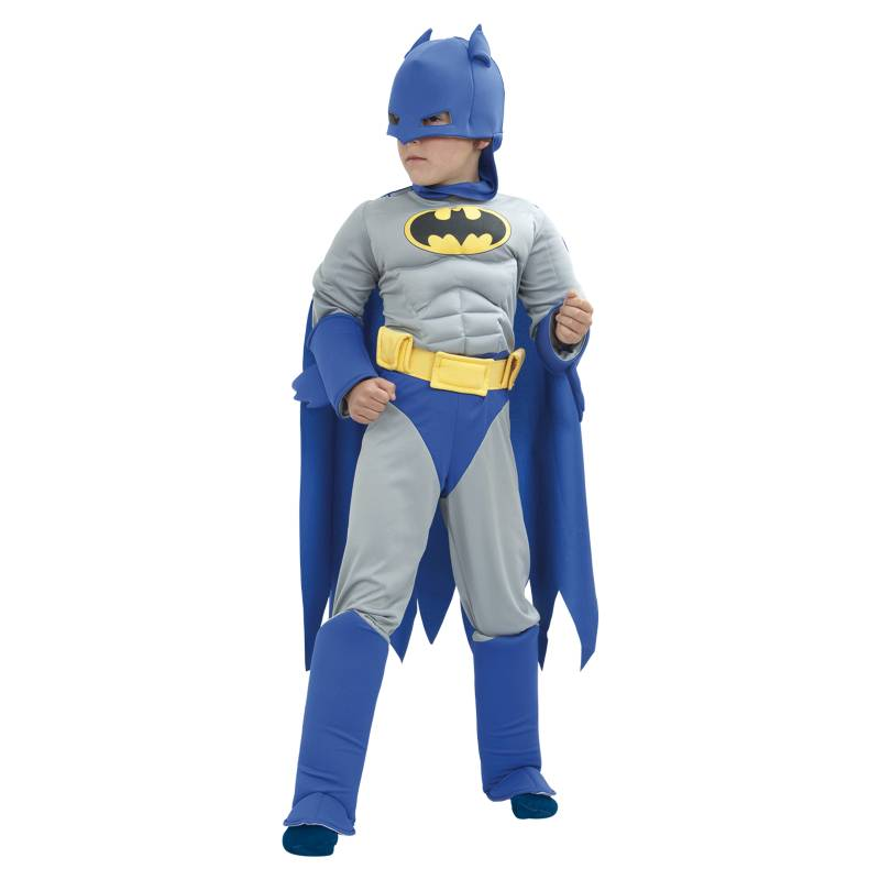 Cachivaches - Disfraz Batman Azul