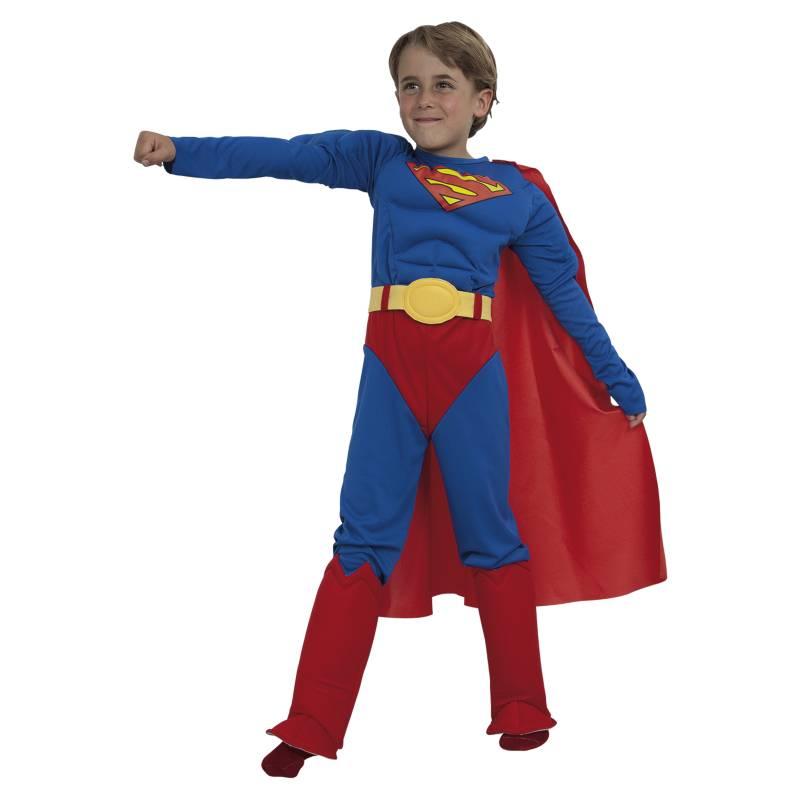 Warner - Disfraz de Superman