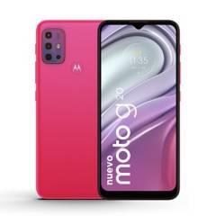 Motorola - Celular Motorola 4G Moto G20 64GB