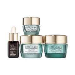 Estee Lauder - Set de tratamiento facial Control de brillo All Day Hydration Protect + Glow Starter Estee Lauder