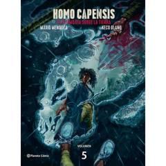 Editorial Planeta - Homo Capensis