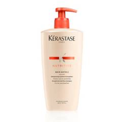 Kerastase - Shampoo Kerastase Nutritive Bain Satin Fortalecedor 500ml