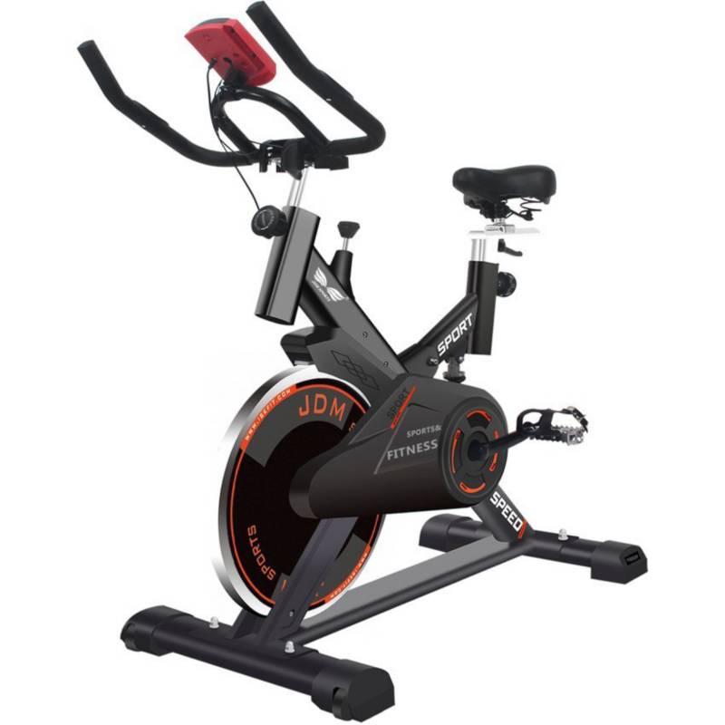 Gymax - Bicicleta Spinning Pro Volante de 10 kg