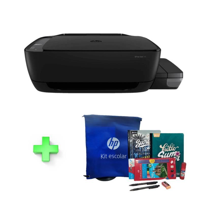 HP - Impresora multifunción hp ink tank 315 kit escolar