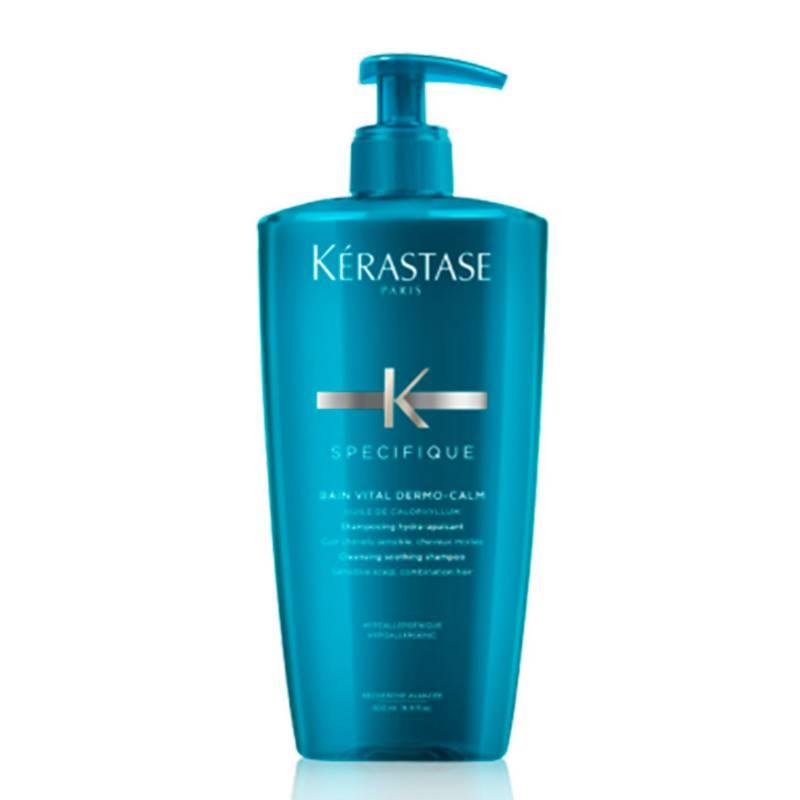 Kerastase - Shampoo Kerastase Dermo Calm Bain Vital Hidratación 500 ml