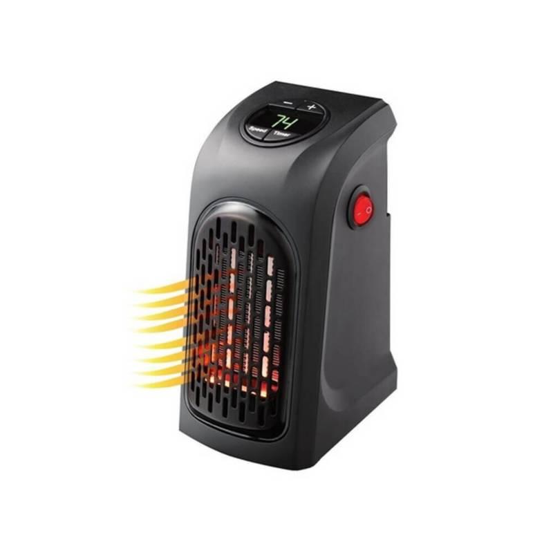 Danki - Calentador ambiente portátil calefactor pared 400w